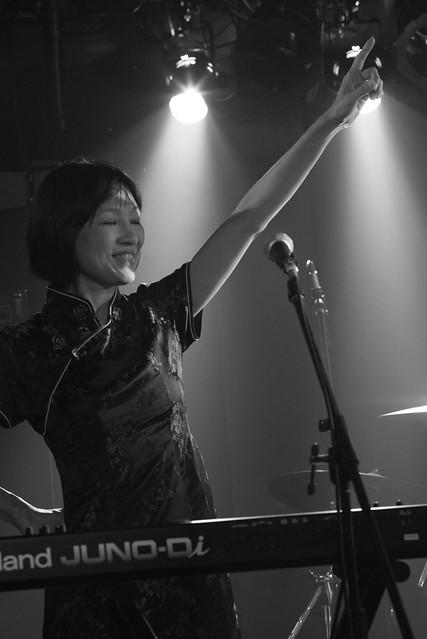 Blue禅 live at 獅子王, Tokyo, 18 Aug 2017 -00003