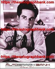 Jonathan Silverman authentic signed memorabilia