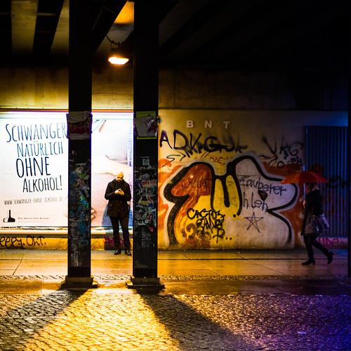 Citylife in Berlin