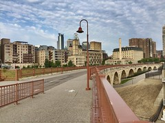 Summer on Stone Arch