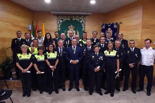 Medallas Policía Local1