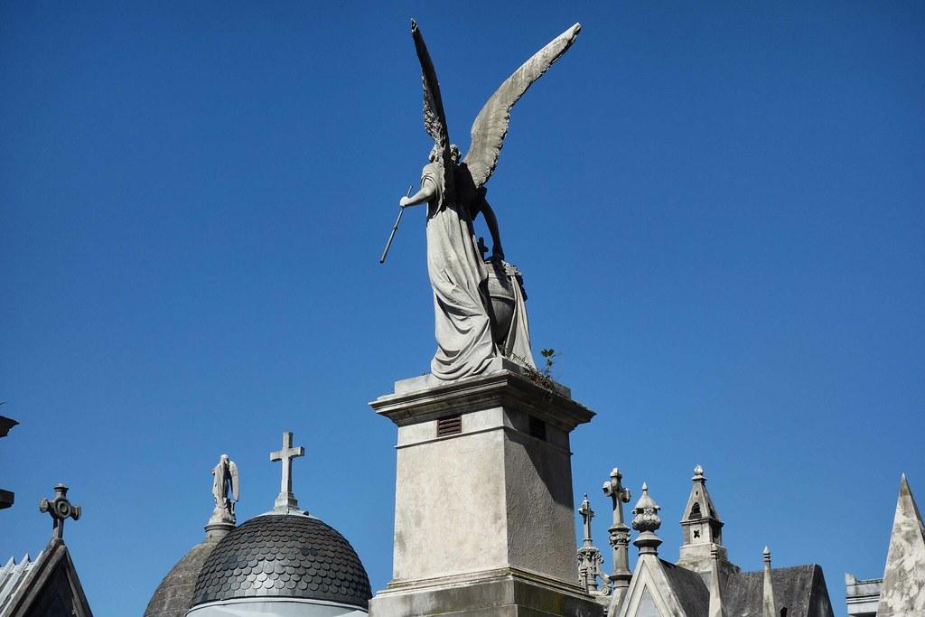 Buenos Aires - Recoleta - Cementerio 3