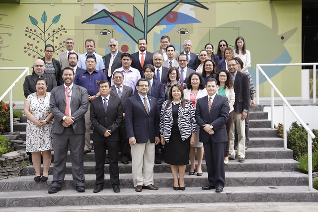 Analizan iniciativas para impulsar la Plataforma Centro Clima