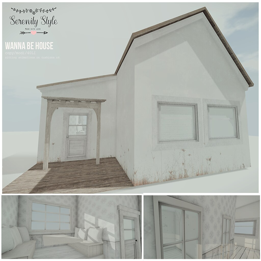 Serenity Style- Wanna Be House - SecondLifeHub.com