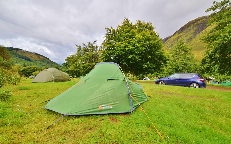 Glen Nevis C&site - Vango Banshee 200 & Vango Banshee 200 REVIEW | Why Does Everyone Have This TENT? - Becky ...