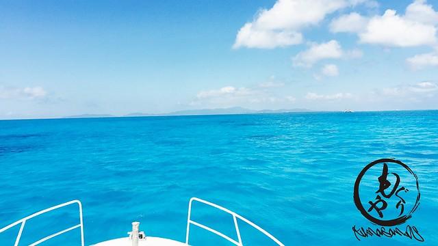 黒島ブルーに癒やされてきました♪