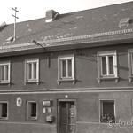 1950 Postamt Kreuzen sw