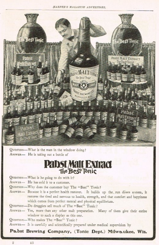 Pabst-brewing-1900-q&a