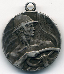 6th Transport Corps Regimental medal obverse