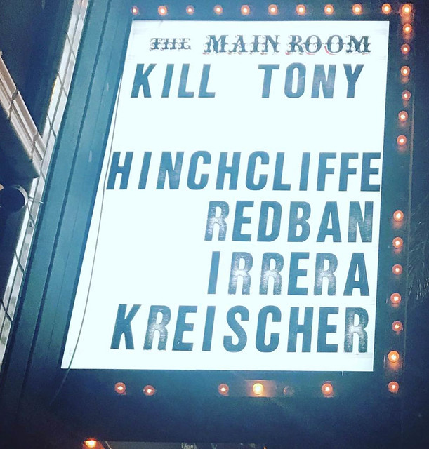 KILL TONY #226