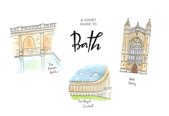 a guide to bath