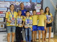 Международный турнир WKF «International Dojo Cup»71
