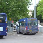 WA66CXG Mendip Community Transport , Shepton Mallet