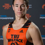 Troy Morgan, WolfPack Cross Country Running