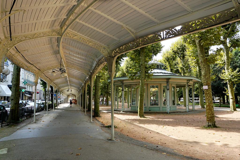 Parc des sources - Vichy