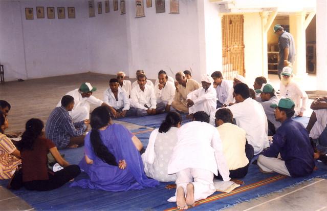 9th Samadara to Bhadarva (Gujarat) June,2002