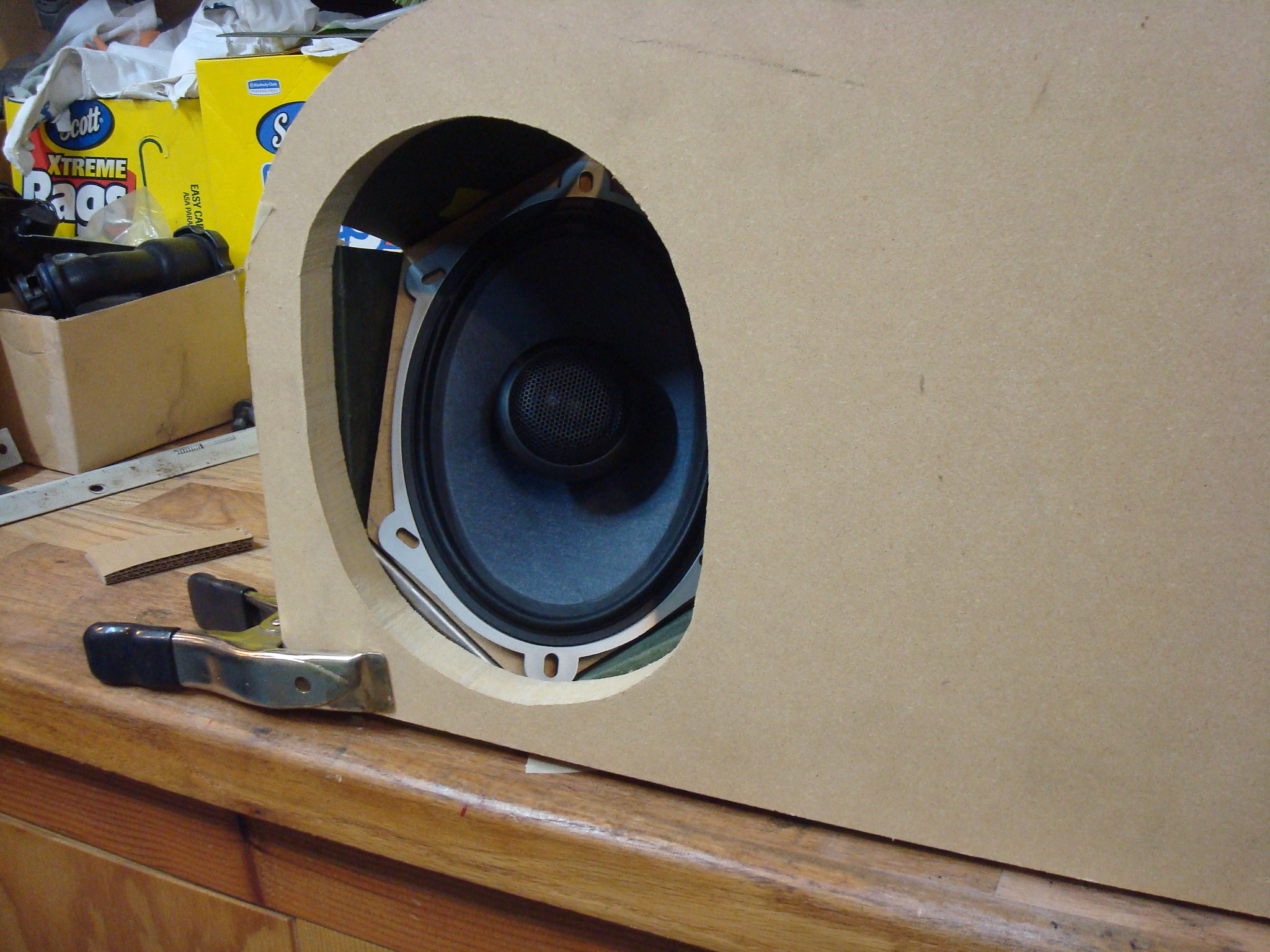 kick panel install is this a bad idea car audio car stereo forum. Black Bedroom Furniture Sets. Home Design Ideas