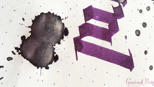 Ink Shot Review Jacques Herbin 1798 Améthyste de l'Oural 29