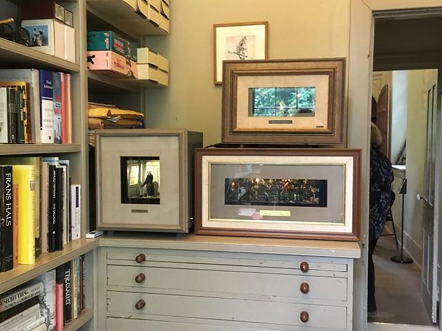 Shep Paine's box dioramas