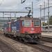 SBB Re 4/4 pair 420 241 + 430 356 Liestal