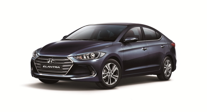 ALL NEW HYUNDAI SUPER ELANTRA 1