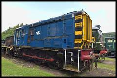 No 08830 12th July 2017 Peak Rail Rowsley South