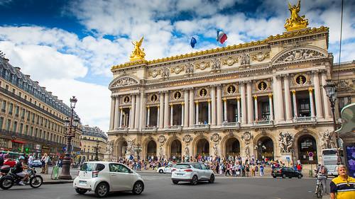 Academie Nationale de Musique, Paris