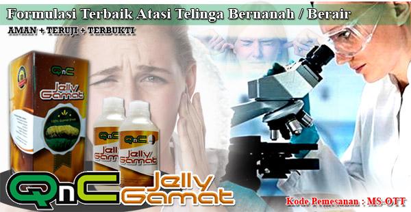 Obat Tetes Telinga Bernanah