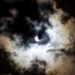 21. August 2017 - 14:53 - Eclipse parcial de sol desde Colombia