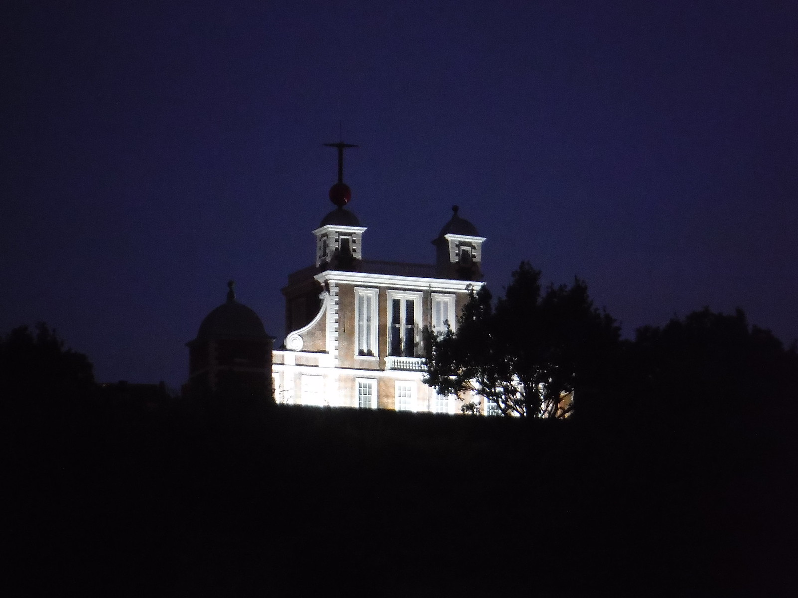 Flamsteed House, Royal Observatory SWC Short Walk 12 - Greenwich Park