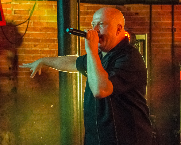 VNV NATION and iVardenspher at The Shelter in Detroit