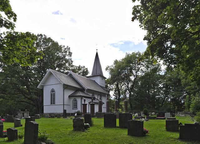 Oppegård kirke, RICOH PENTAX K-S1, HD PENTAX-DA 15mm F4 ED AL Limited