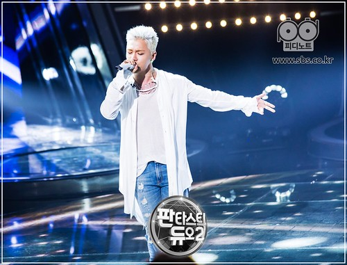 Taeyang Fantastic Duo 2 SBS August 2017 (7)