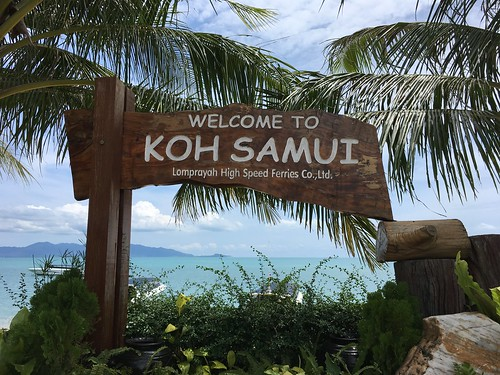 welcome to koh samui