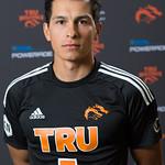 Brandon Mendez, WolfPack Men's Soccer Team