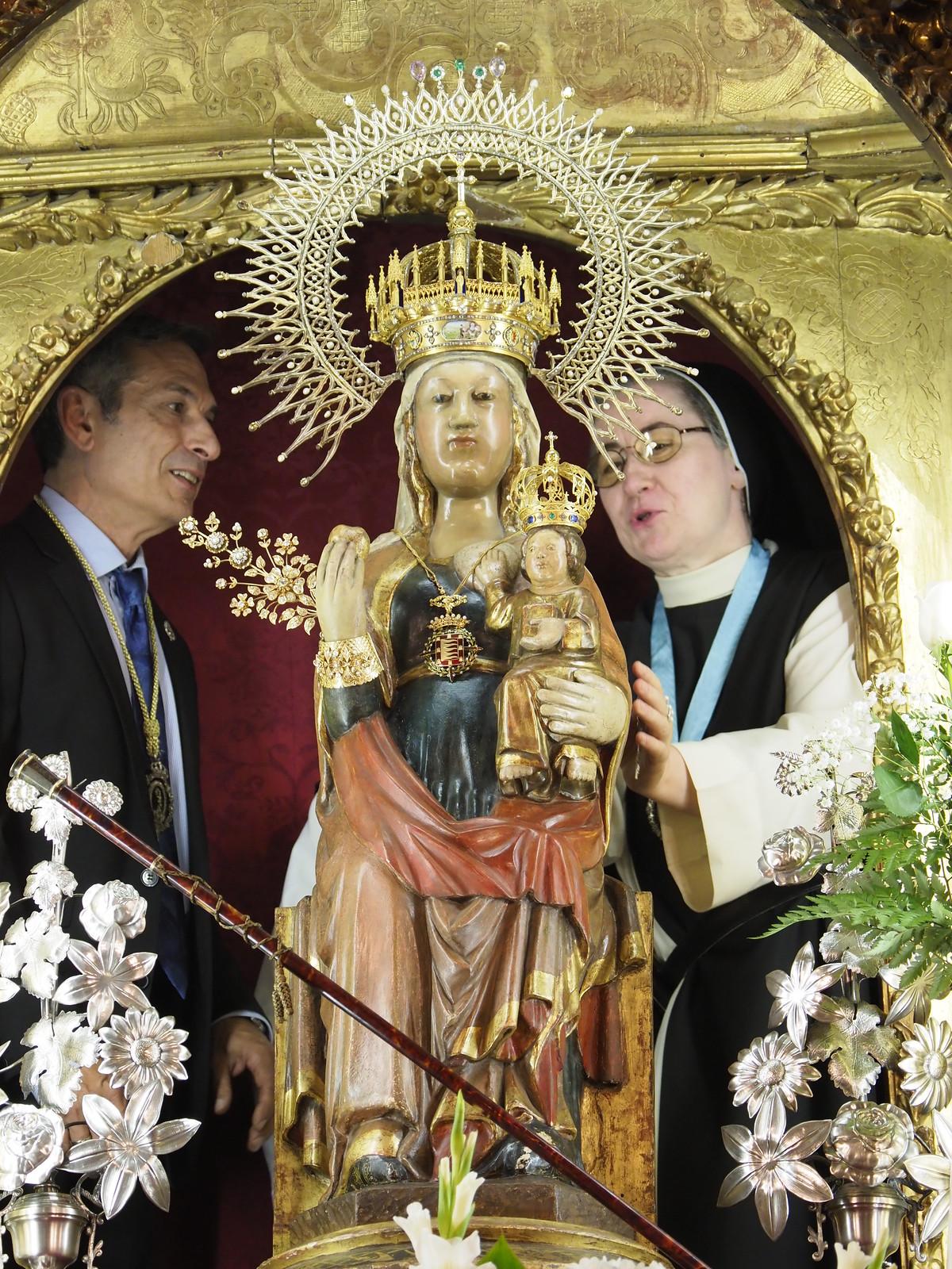 1-9-2017 Novena a la Virgen de San Lorenzo