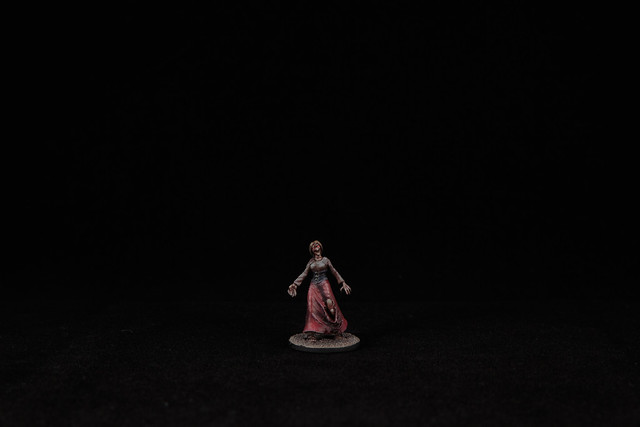 ZOMBICIDE- Black Plague - Walker .006