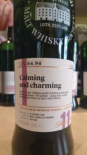 SMWS 64.94 - Calming and charming