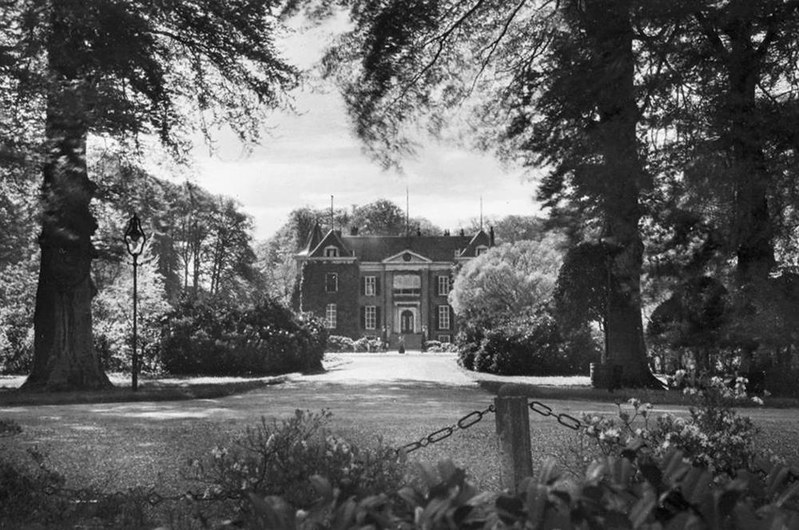 Doorn House, 1920. Credit German Federal Archives