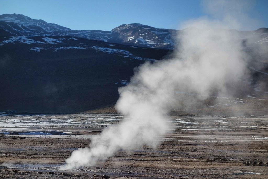 San Pedro Atacama - Geysers del Tatio 10