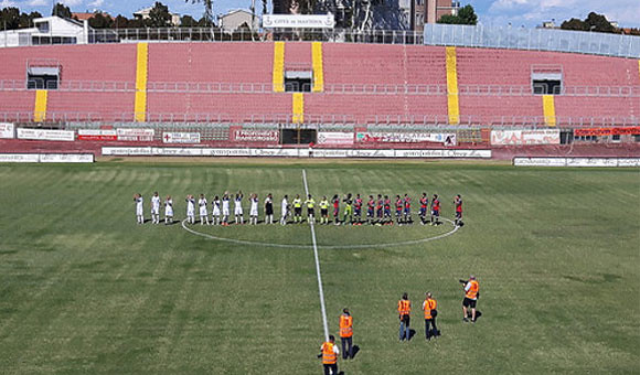 Mantova - Virtus Verona 1-2: Danti firma il blitz al Martelli!