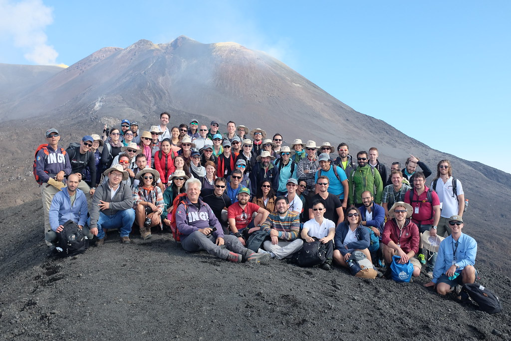 Third DCO Early Career Scientist Workshop, Etna, 2017