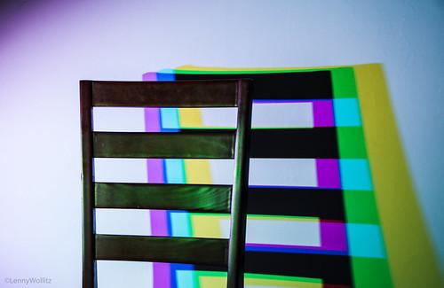 Chair Shadows, Sombras de silla