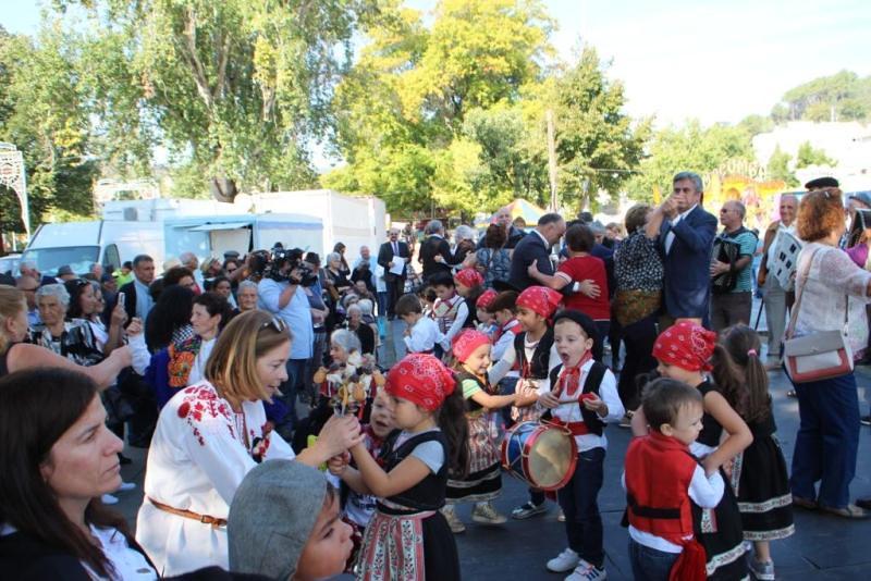 Feira e Festas de S. Miguel arrancaram com grande animação (4)