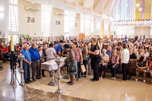 Missa de Exéquias Monsenhor Amador Romão