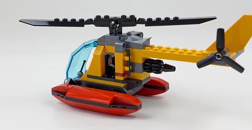 LEGO City Jungle 60161 Jungle Exploration Site 54