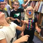 Beavercreek Summer Reading Bookmobile Party