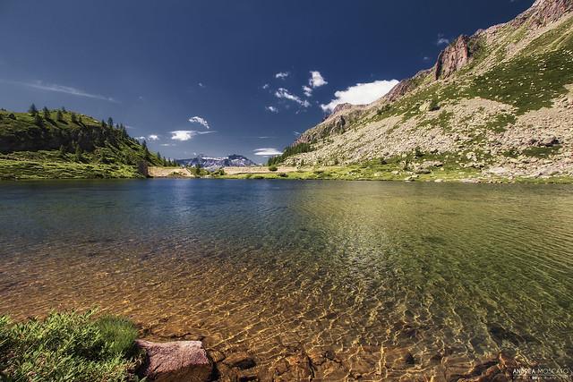 Lago di Pianboglio - Parco Naturale Alpe Devero (Italy)