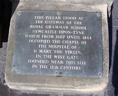 Photo of Bronze plaque number 43759
