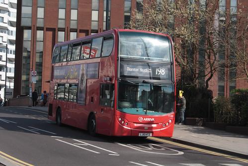 Arriva London T131 LJ10HTZ